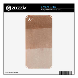 Dusty Rose Ombre iPhone 4 Skins