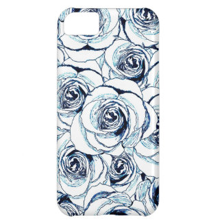 Dusty Roses Cover For iPhone 5C
