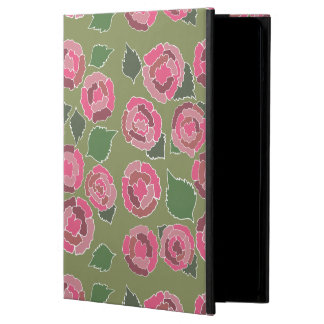 Dusty Roses in Pink iPad Air Cover