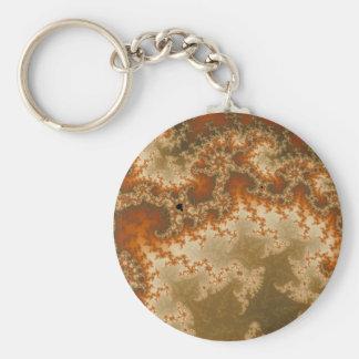 Dusty Starlight Keychain