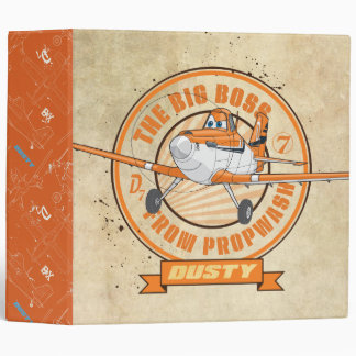 Dusty - The Big Boss from Propwash Binder