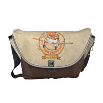 Dusty - The Big Boss from Propwash Messenger Bag