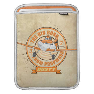 Dusty - The Big Boss from Propwash Sleeves For iPads