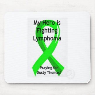 Dusty Thomas Support Mouse Pad