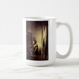 Dutch Artist Vermeer Painting Coffee Mug