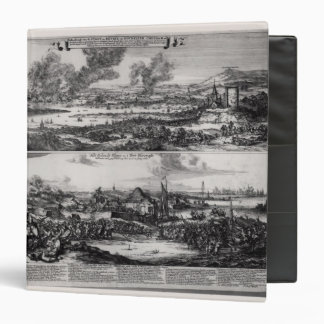Dutch Attack on the River Medway Binder