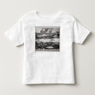 Dutch Attack on the River Medway Tee Shirt