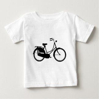 Dutch Bicycle - Light colors Infant T-shirt