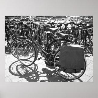 Dutch Bikes prints Poster