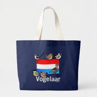 Dutch Birder: Vogelaar Canvas Bag