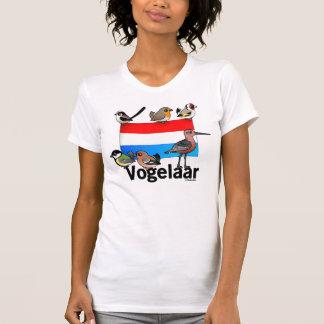Dutch Birder: Vogelaar Tshirts