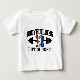 Dutch Bodybuilding Baby T-Shirt