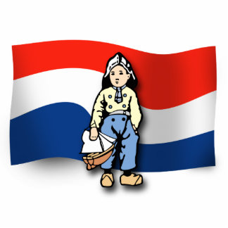 Dutch Boy Cutout