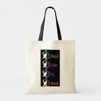 Dutch Bunny Rabbit Bag