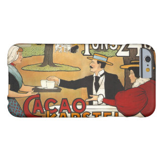 Dutch Cacao Ad 1897 Barely There iPhone 6 Case