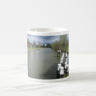 Dutch canal coffee mugs