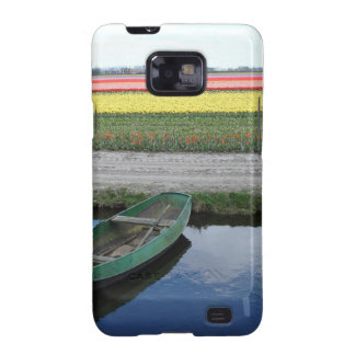 Dutch canals and bulbfields galaxy s2 covers
