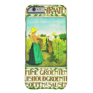 Dutch Canned Foods Ad 1899 Barely There iPhone 6 Case