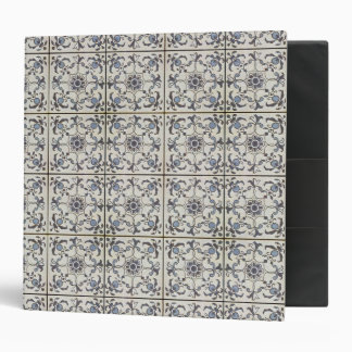 Dutch Ceramic Tiles 2 Alternate Binder