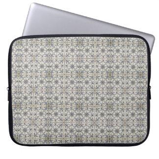 Dutch Ceramic Tiles 2 Laptop Sleeve