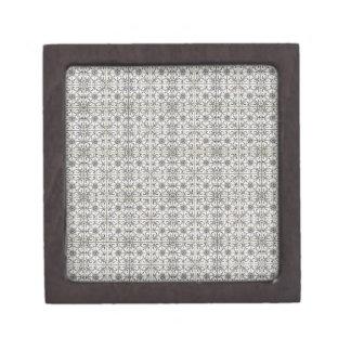 Dutch Ceramic Tiles 2 Premium Keepsake Box
