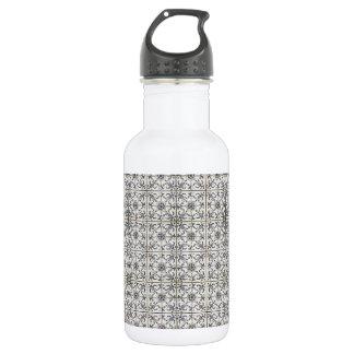 Dutch Ceramic Tiles 2 Stainless Steel Water Bottle