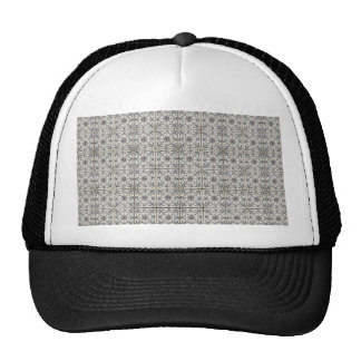 Dutch Ceramic Tiles 2 Trucker Hat