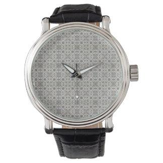 Dutch Ceramic Tiles 2 Wristwatches
