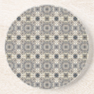 Dutch Ceramic Tiles 3 Beverage Coasters