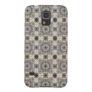 Dutch Ceramic Tiles 3 Case For Galaxy S5