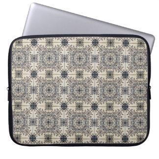 Dutch Ceramic Tiles 3 Computer Sleeve