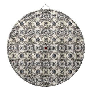 Dutch Ceramic Tiles 3 Dartboard
