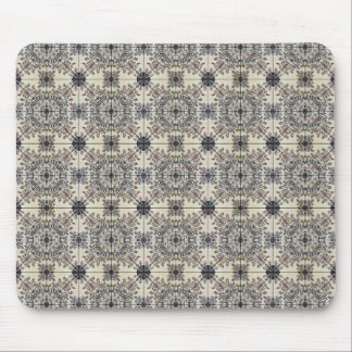 Dutch Ceramic Tiles 3 Mouse Pad