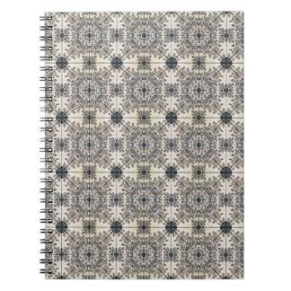 Dutch Ceramic Tiles 3 Notebook