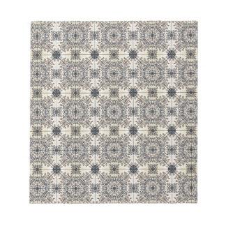 Dutch Ceramic Tiles 3 Notepad