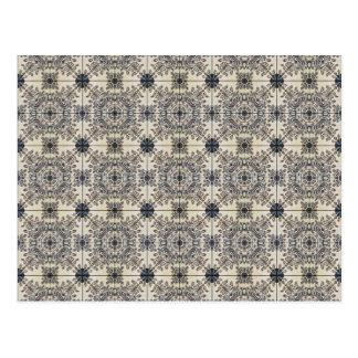 Dutch Ceramic Tiles 3 Post Cards