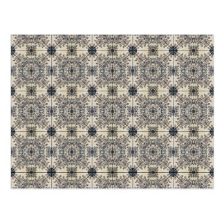 Dutch Ceramic Tiles 3 Postcard