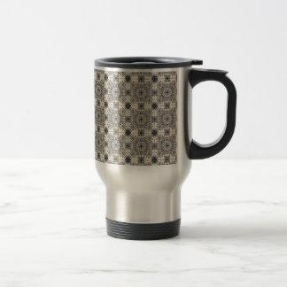 Dutch Ceramic Tiles 3 Travel Mug