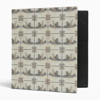 Dutch Ceramic Tiles 4 Alternate Binder