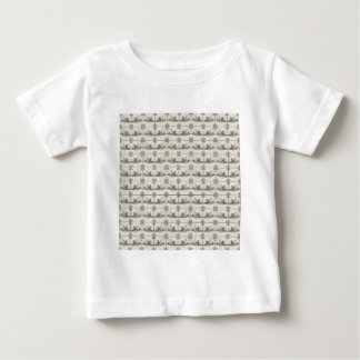 Dutch Ceramic Tiles 4 Baby T-Shirt