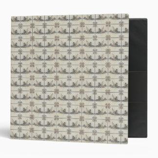 Dutch Ceramic Tiles 4 Binder