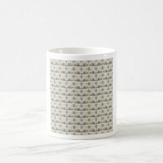 Dutch Ceramic Tiles 4 Coffee Mug