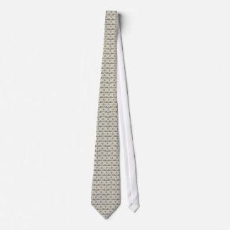 Dutch Ceramic Tiles 4 Neck Tie