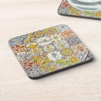Dutch Ceramic Tiles Coaster
