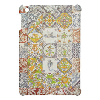 Dutch Ceramic Tiles iPad Mini Cover
