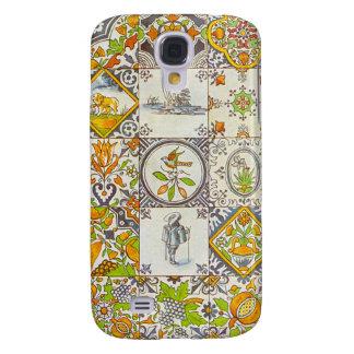 Dutch Ceramic Tiles Samsung Galaxy S4 Cases