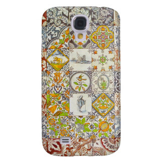 Dutch Ceramic Tiles Samsung S4 Case