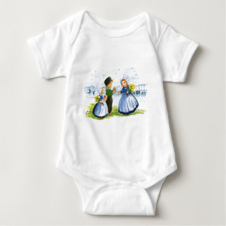 Dutch Children Baby Bodysuit