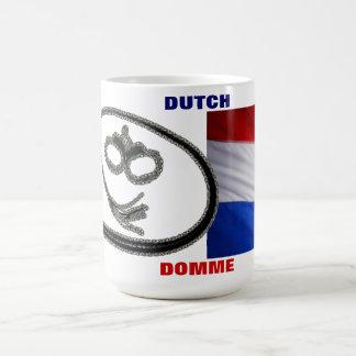 DUTCH DOMME COFFEE MUG