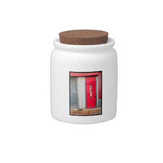 Dutch Door Doorway Holland Architectural Detail Candy Jars